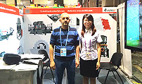 Kefid participated in The 118th Canton Fair