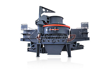 VSI6S vertical shaft impact crusher