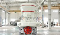 The application of Kefid MTW European grinding mill in wollastonite powder processing